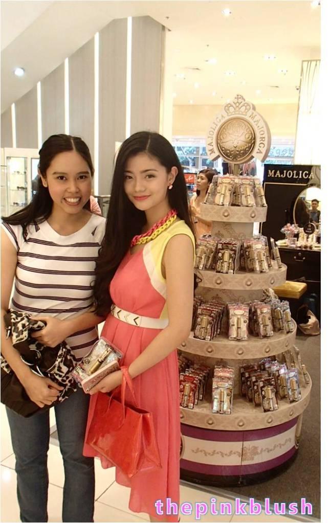 with Verniece