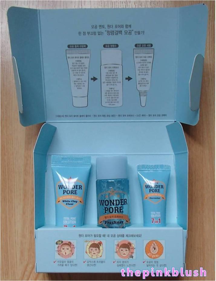 gwp2 (wonder pore special trial kit)