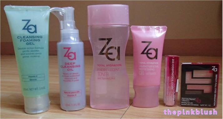 za-cosmetics products purchase