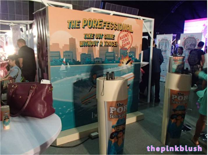 benefit booth