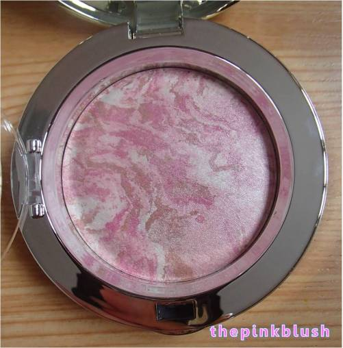 deoproce shining marble blusher10