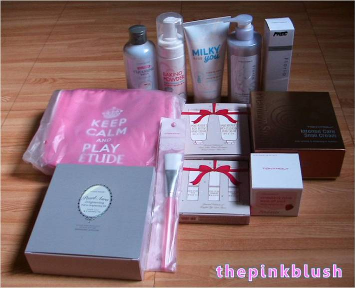 etude house and tony moly products purchase