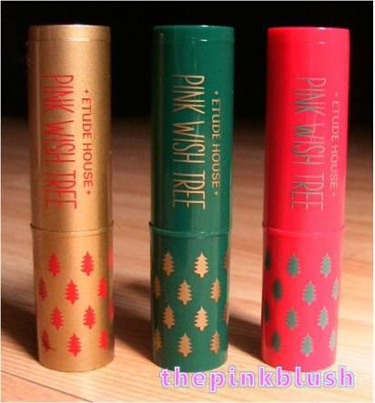 etude house pink wish tree kissful lip care box3